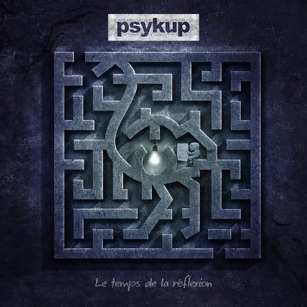 Psykup_Le Temps De La Réflexion-Cover